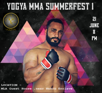Yogya MMA Summerfest 1