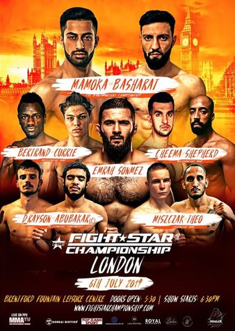 FightStar Championship 18