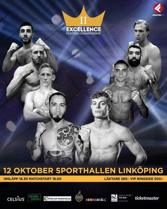 Excellence Fighting Championship 2