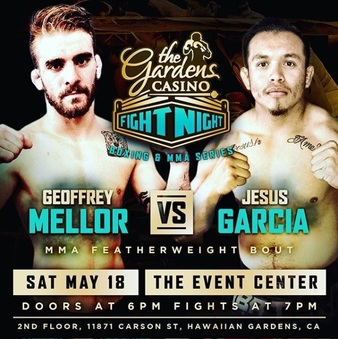 Fight Night at The Gardens Casino 1