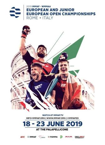 2019 IMMAF-WMMAA European Senior & Junior Open Championships