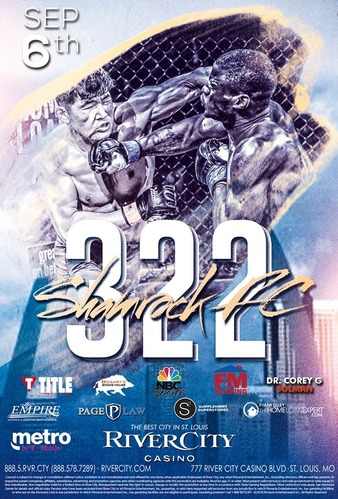 Shamrock FC 322