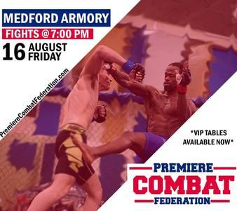 Premiere Combat Federation