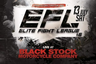 Elite Fight League 6