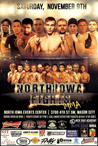 North Iowa Fights