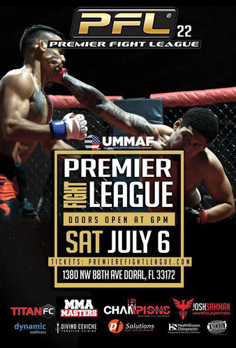 Premier Fight League 22
