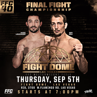 Final Fight Championship 40