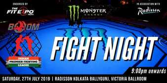 Boom MMA Fight Night
