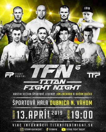 Titan Fight Night 6