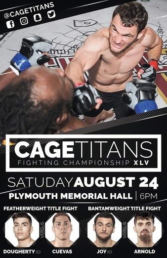 Cage Titans 45