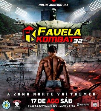 Favela Kombat 32
