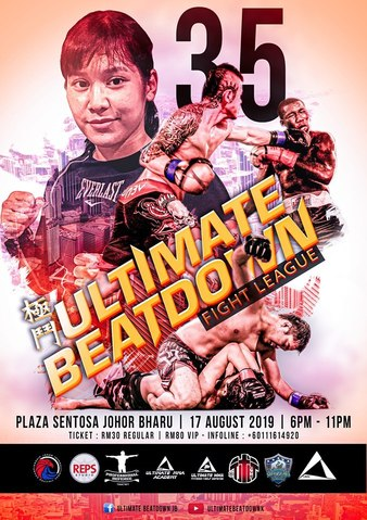Ultimate Beatdown 35