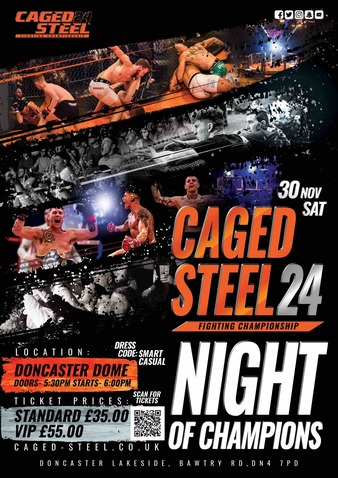 Caged Steel FC 24
