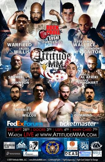Attitude MMA Fights 19