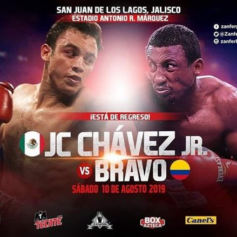 Chavez Jr. vs. Bravo