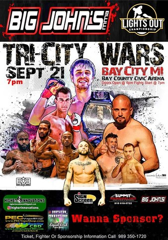 Michigan Regional MMA News, Events & Info | Tapology