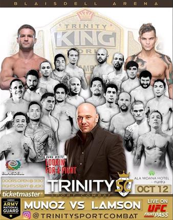 Trinity Kings 8