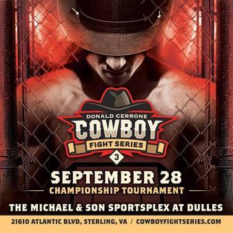 Cowboy Fight Series 3