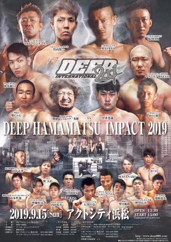 DEEP Hamamatsu Impact 2019