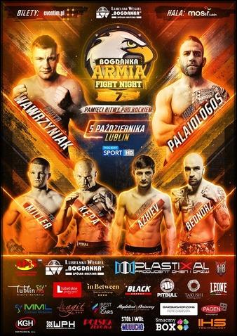 Armia Fight Night 7