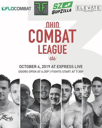 Ohio Combat League 3