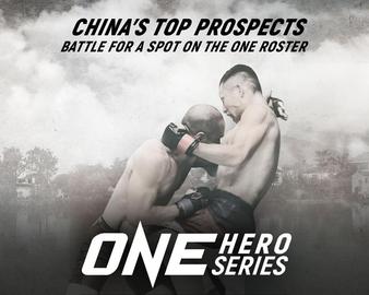 ONE Hero Series September