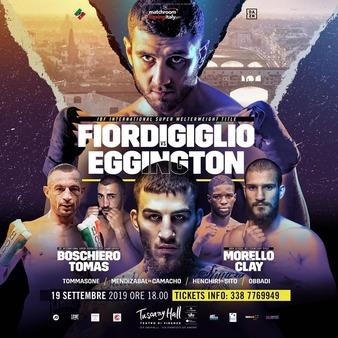 Fiordigiglio vs. Eggington