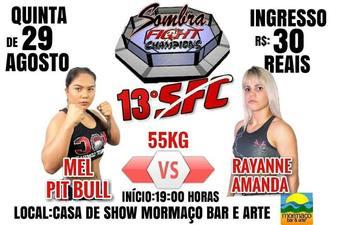 Sombra Fight Champions 13