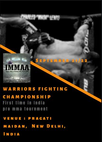 Warriors Fighting Championship