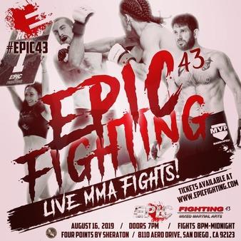 Epic Fighting 43