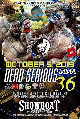 Dead Serious 36