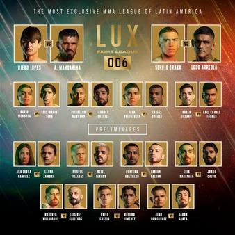 Lux Fight League 6