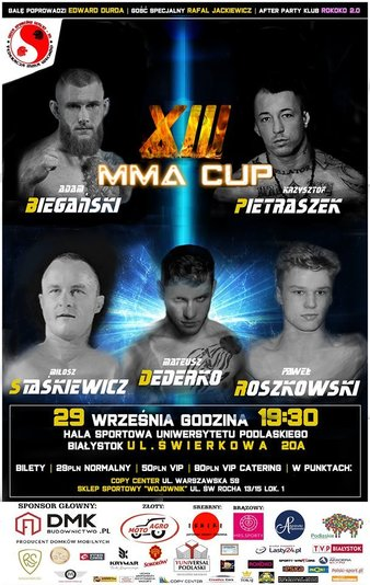 MMA Cup 13
