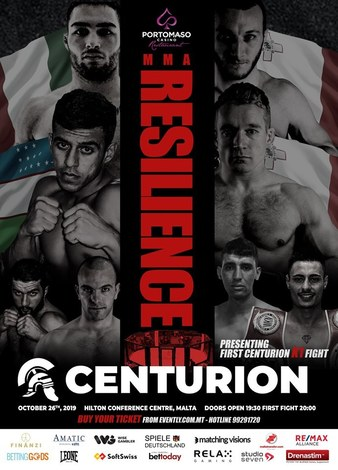 Centurion Fight Championship 6