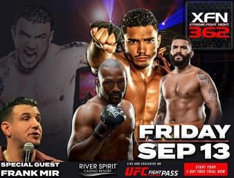 Xtreme Fight Night 362