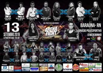 Arena Fight Combat 23