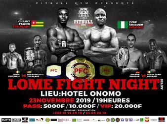 Lome Fight Night 6