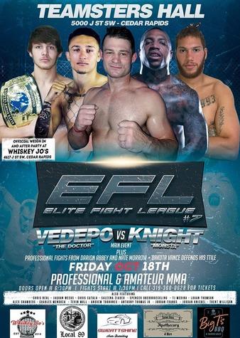 Elite Fight League 7