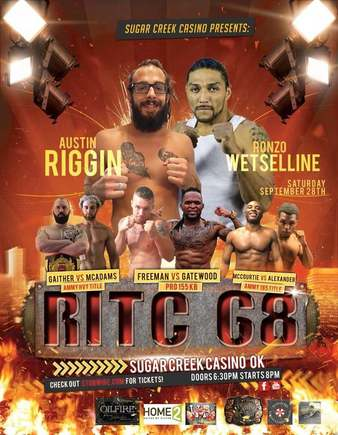 Rage In The Cage OKC 68