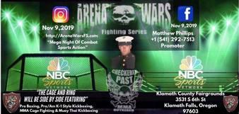Arena Wars Fighting Series