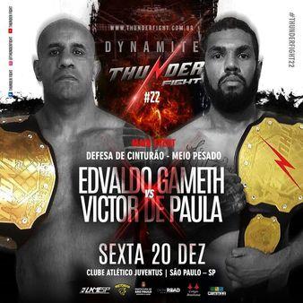 Thunder Fight 22