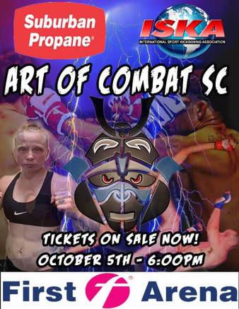 Art of Combat SC 15