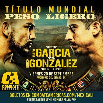 Combate 44: Mexicali