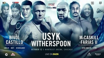 Usyk vs. Witherspoon