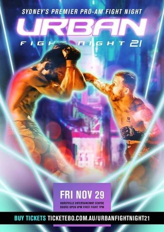 Urban Fight Night 21