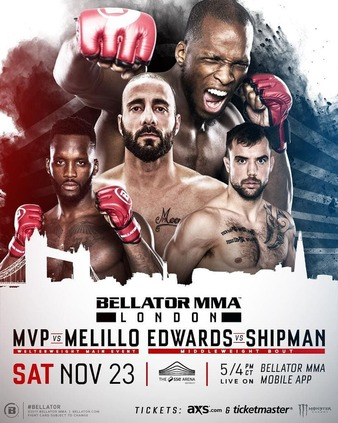 Bellator London