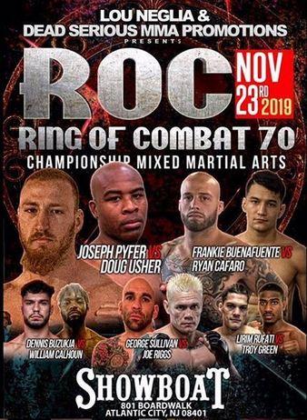 Ring of Combat 70