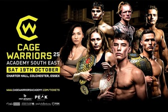 Cage Warriors Academy South East 24