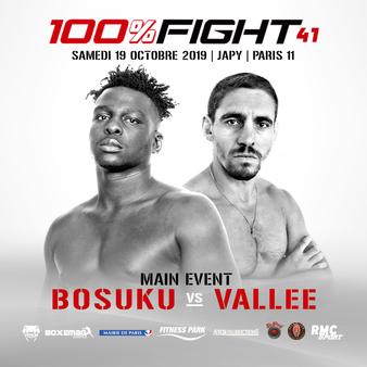 100% Fight 41