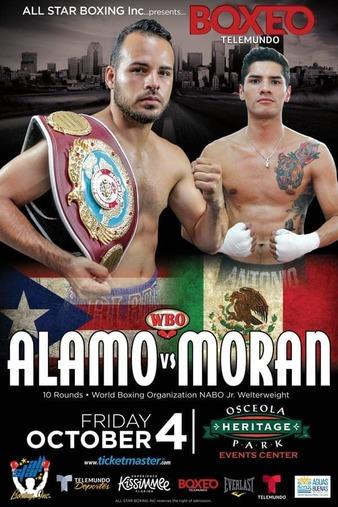 Alamo vs. Moran